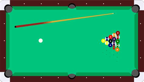 pool table clipart pool table clip at clker vector clip