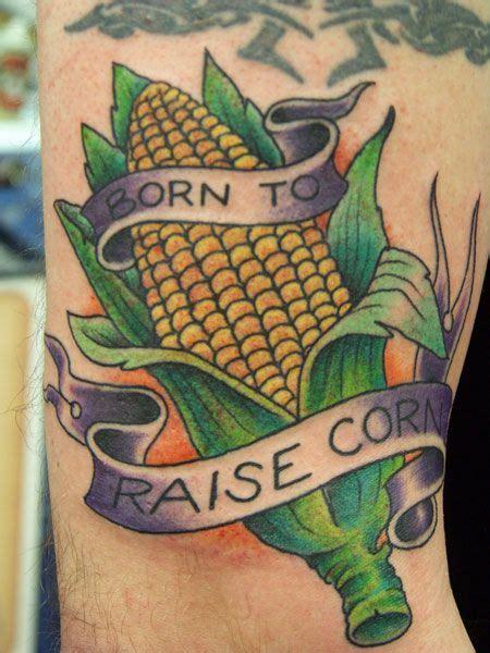corn tattoo 75 best tattoos images on ideas