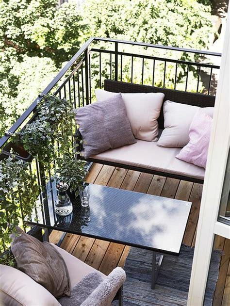 balkonmoebel fuer schmalen balkon