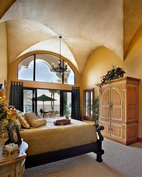 mediterranean style bedroom photo page hgtv