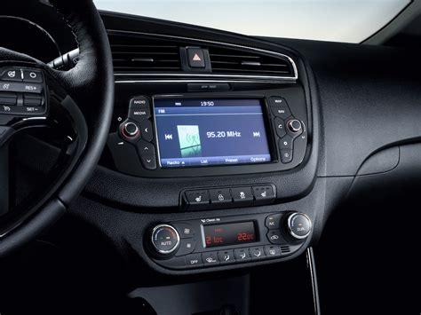 Kia Ceed Interior 2016 Kia Ceed Interior 2 Revista Motor
