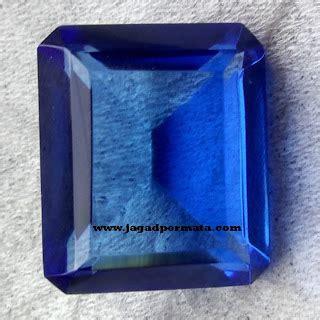 Batu Obsidian Kotak Blue Biru blue obsidian asli jp304 jual batu permata hobi permata