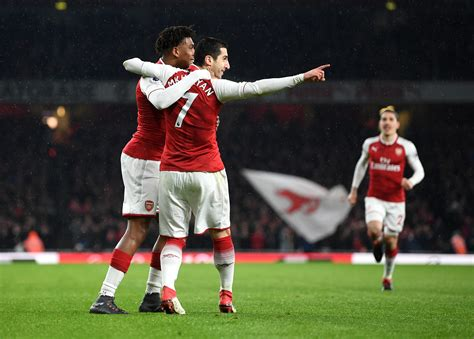 Arsenal Vs Everton | arsenal vs everton player ratings ramsey mkhitaryan
