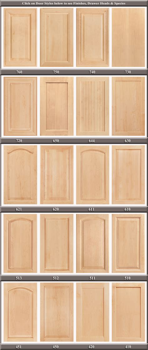 kitchen cabinet doors styles popular cabinet door styles finishes maryland kitchen