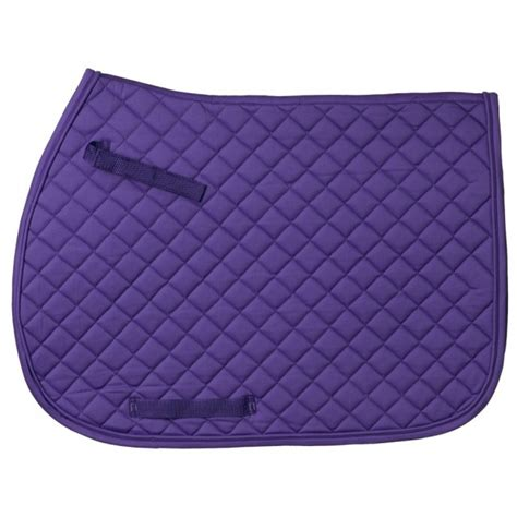 Quilted Pad by Quilted Square Saddle Pad Pads Tack