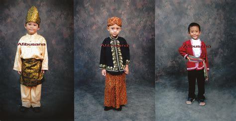Penyewaan Baju Adat Aceh baju ambon afibusana
