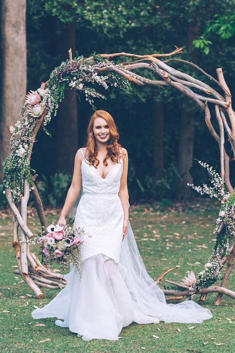 Wedding No Arch by 25 Best Ideas About Wedding Arches On Outdoor