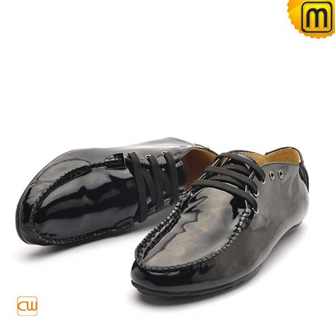 oxford patent leather shoes patent leather oxford driving shoes cw712086
