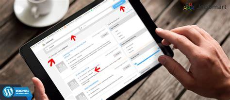 membuat website lowongan kerja dengan wordpress cara membuat website gratis tutorial blog seo