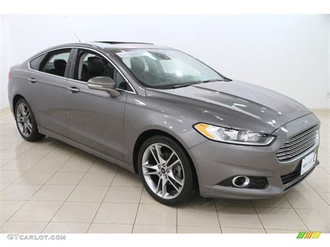 2014 ford fusion colors 2014 sterling gray ford fusion titanium awd 110839449