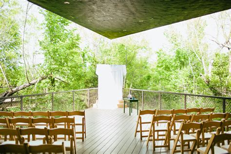 weddings trinity river audubon center