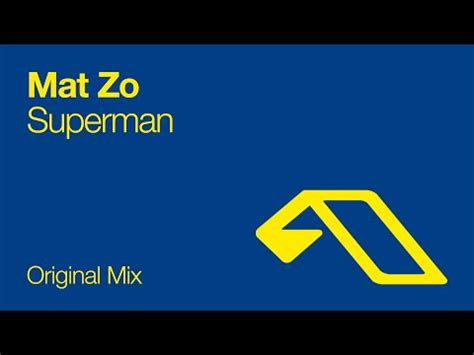 Superman Mat Zo by Mat Zo Superman Oliver Remix Phim Clip