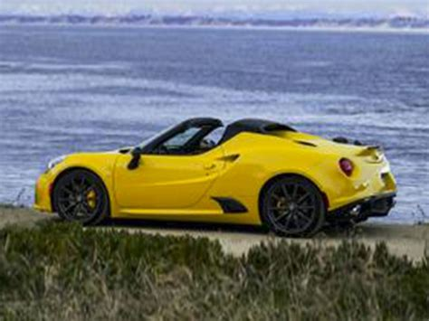 2015 Alfa Romeo 4c Msrp by 2016 Alfa Romeo 4c Spider Reviews Specs And Prices Cars