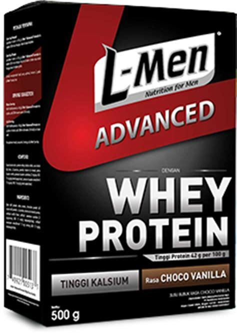 Lmen Whey Protein l platinum suplemen fitness whey protein l