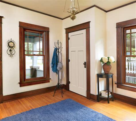 Glenview Interior Door Traditional Closet Orange
