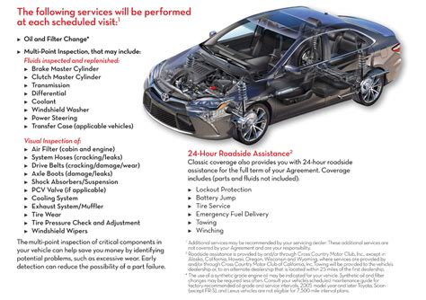 Toyota Rav4 Maintenance Schedule Toyota Rav4 Change Intervals Autos Post
