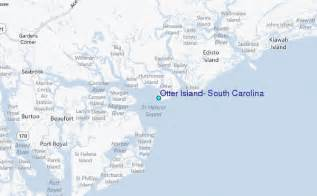 otter island south carolina tide station location guide