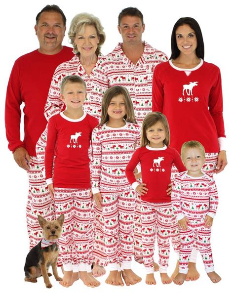 cozy family christmas pajamas oh my creative
