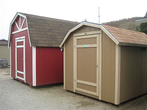 Gambrel Sheds by California Custom Sheds Gambrel Roof Comparison