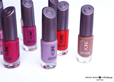 Manicure Oriflame oriflame the one wear nail polishes review swatches shades bows makeup