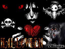 imagenes halloween emo emo halloween fotograf 237 a 118333416 blingee com