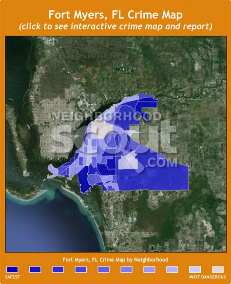 crime tracker fort myers crime rates and statistics neighborhoodscout