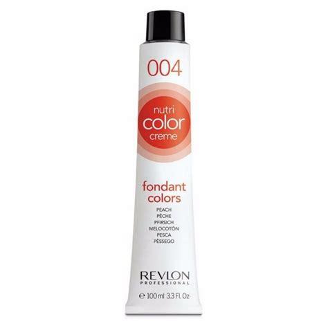 revlon nutri color creme revlon nutri color creme fondant colors 004 100 ml u