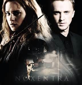 drago malefoy et hermione granger drago malefoy hermione granger by n0xentra on deviantart