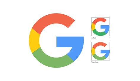 google design graphics optical corrections every logo designer should know about