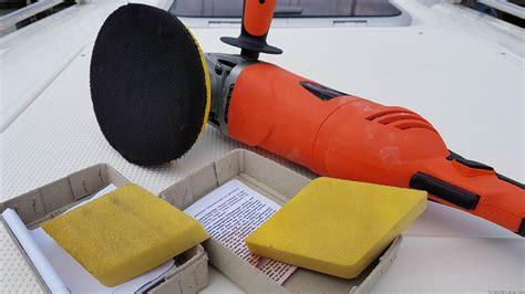 Yachten Polieren by Yachtfernsehen Yachten Polieren Ohne Poliermittel