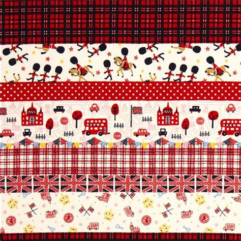 london upholstery ecru london fabric with checkered stripes emblem guard