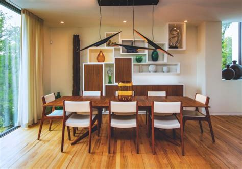 mid century dining room 15 vintage mid century modern dining room designs you re