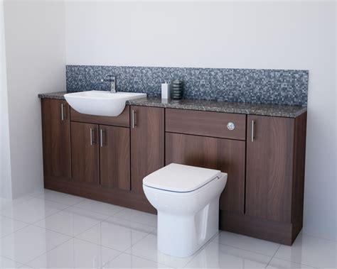 walnut fitted bathroom furniture bathcabz bathroom fitted furniture products fitted