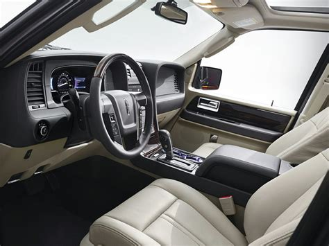 lincoln navigator 2017 interior 2017 lincoln navigator l price photos reviews
