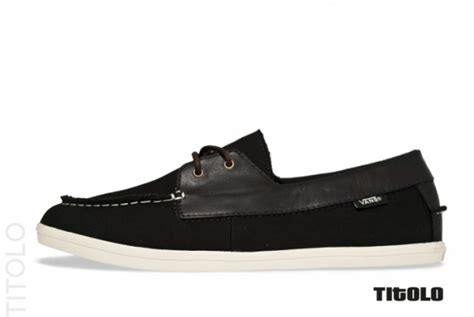 Vans Zapato Black Icc Premium vans ca zapato lo pro canvas and leather black sneakerfiles