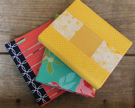Sew Patchwork - inspired project 1 how to sew a patchwork mini binder