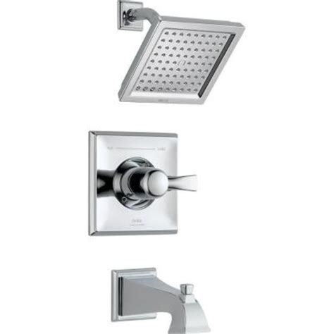 Delta Dryden Tub Faucet by Delta Dryden 1 Handle Tub And Shower Faucet Trim Kit Only