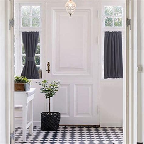 authentic patio door curtain panel for privacy aquazolax