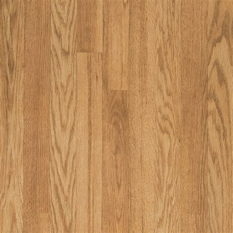 shop pergo max      ft  natural oak embossed wood plank laminate flooring  lowescom