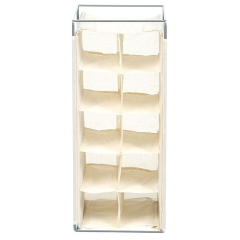 Closet Hanging Rack by Honey Can Do Honey Can Do Closet Organization 10 Pair