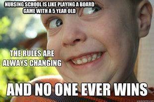 Nursing School Meme - disorderlycna just another site