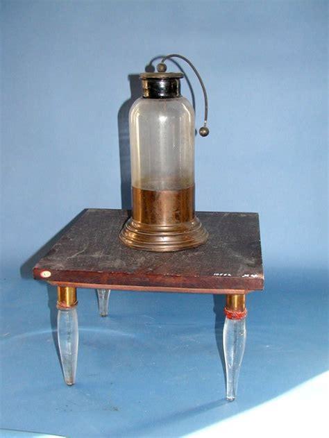 what is a leyden jar capacitor capacitor leyden jar make