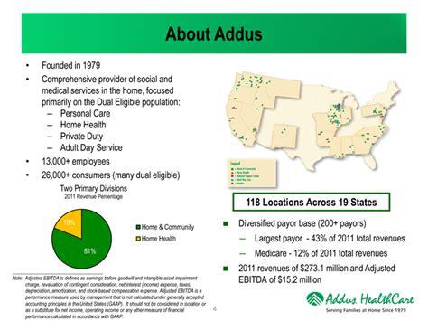 addus homecare corp form 8 k ex 99 1 september 6 2012