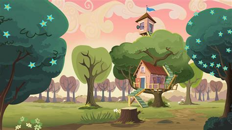 group background  cmc clubhouse  mlp vector collabs