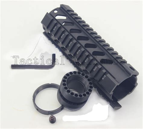 Sepatu Tactical Esdy 4 Inch tactical 7 inch free float rail handguard rail