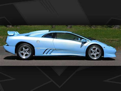 Lamborghini On Sale Blue Lamborghini Diablo Sv On Sale For 163 265k