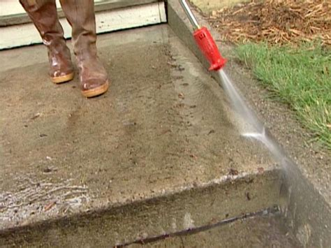 Brick Floor Sealer by How To Patch And Resurface Concrete Steps How Tos Diy