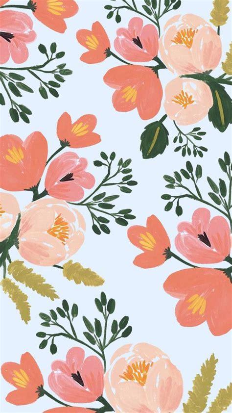 flower pattern iphone wallpaper flower iphone wallpaper tumblr