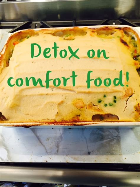 The Detox Kitchen Bible Review by Detox On Chicken Pie Yipeeyiyo