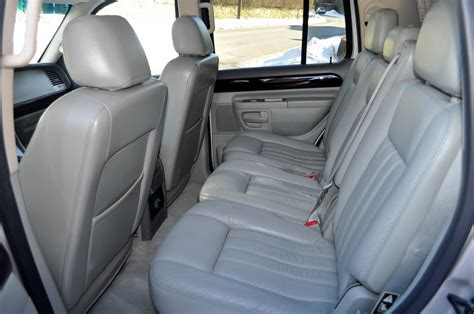 Lincoln Aviator Interior by 2003 Lincoln Aviator Interior Pictures Cargurus